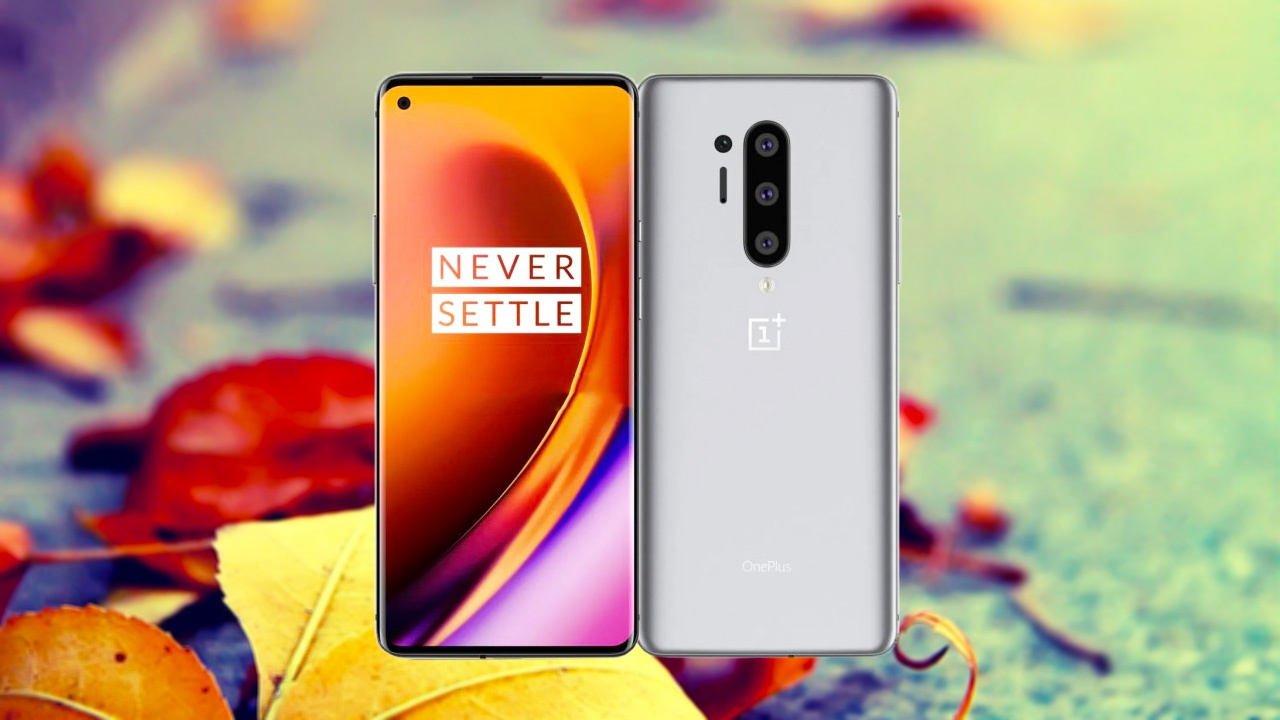 Hands-on images on OnePlus 8/8 Pro leaks giving many details about it