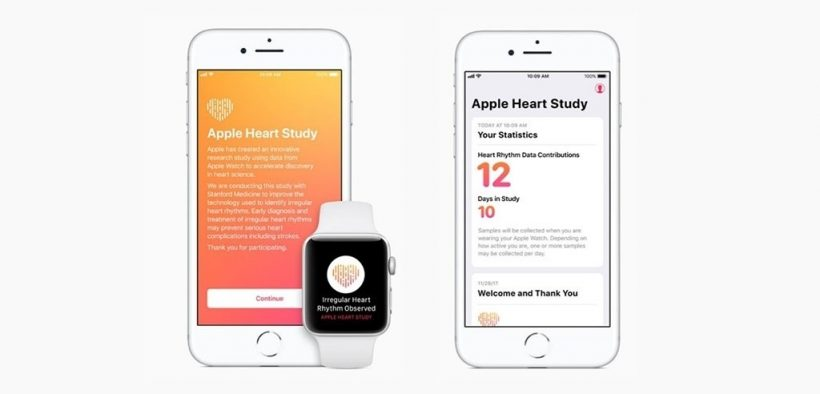 Stanford publishes Apple Watch heart-rate study