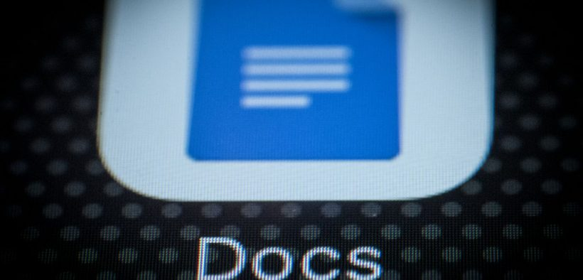 Google is working on AI-enabled 'Smart Compose' feature for Google Docs
