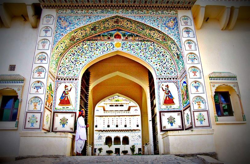 Discover royal hospitality with Heritage Hotel of Jaipur - Castle Kalwar
