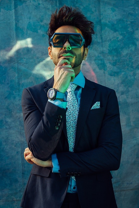 "In my forthcoming movie 'Helmet', my look will be more aspirational"" - Aparshakti Khurana"