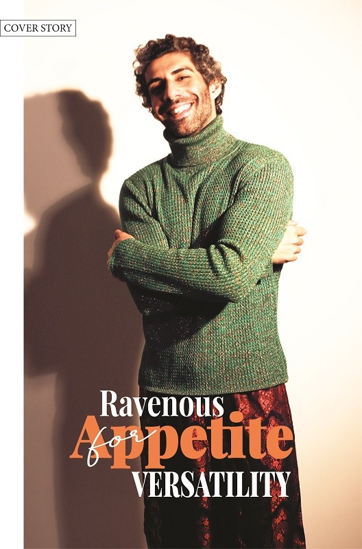 #CoverStory! Setting benchmark for incredible performance: Jim Sarbh