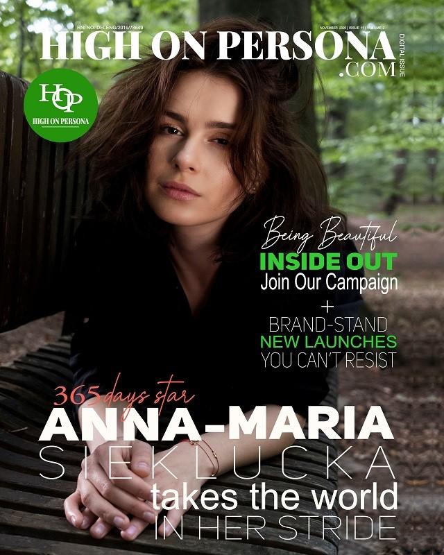 365 days star Anna-Maria Sieklucka takes the world in her stride