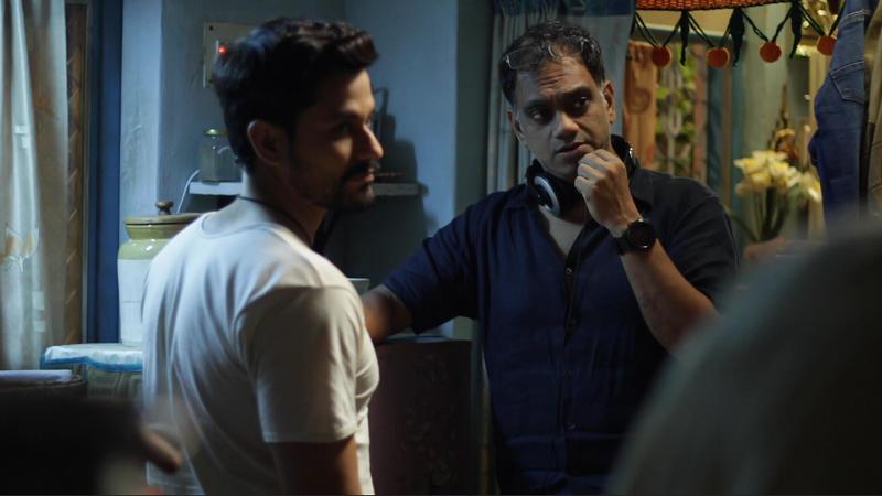 Director Rajesh Krishnan High on Persona Magazine