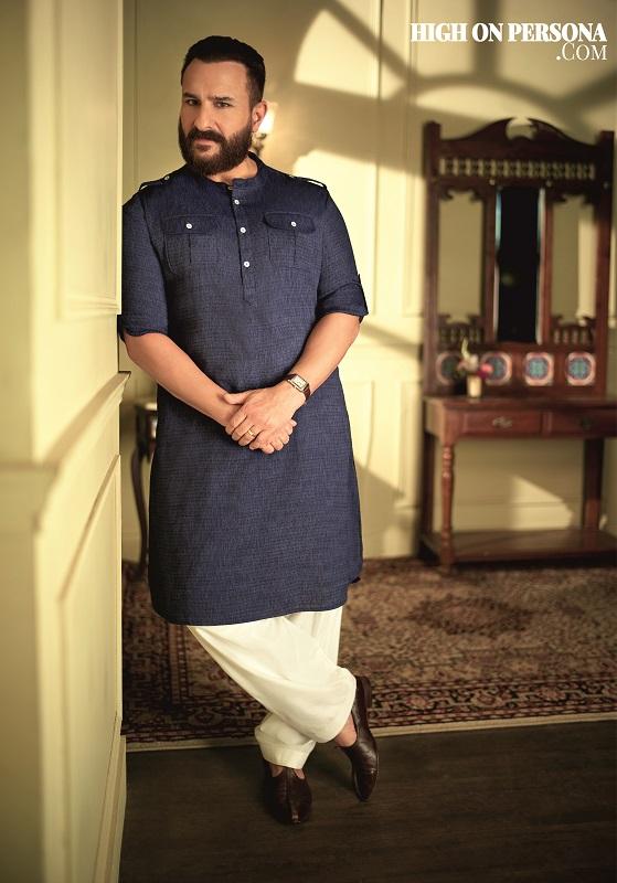 saif Ali Khan High On Persona